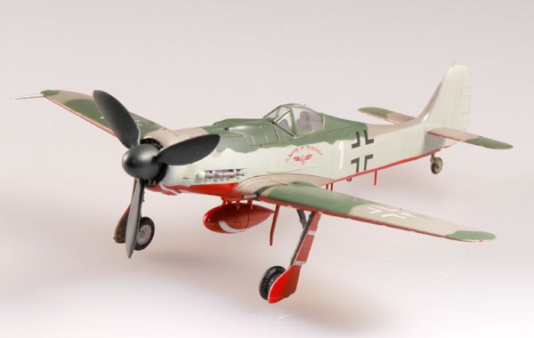 Easy Model 1/72 FW-190D-9 JV44 Allemagne 1945 # 37261