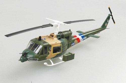 Easy Model 1/72 Bell Uh-1f Hueylo 58th Tactical 1976 # 36916