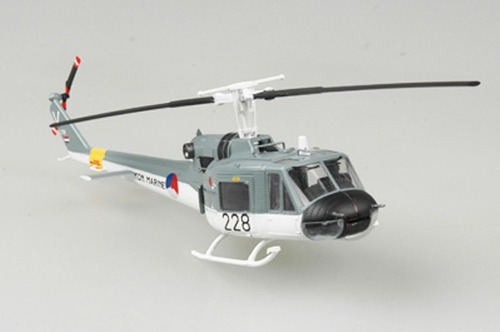 Easy Model 1/72 Bell Uh-1f Huey Royal Netherlands # 36918