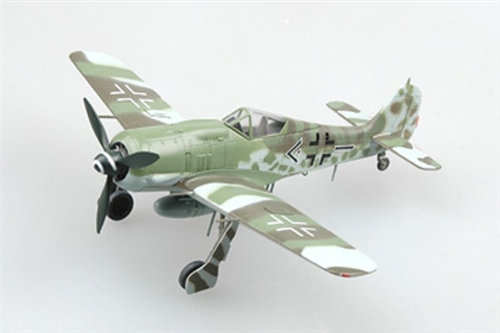 Easy Model 1/72 Fw190 A-8 Commander of II./SG 2, Maj. Karl Kennel . May 1945 # 36362