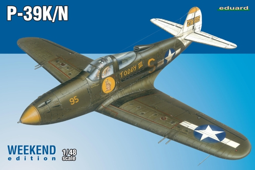 Eduard 1/48P-39K/N Weekend Edition # 84191