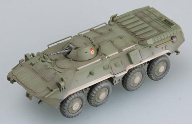 EASY MODEL 1/72  BTR-80 USSR # 35017