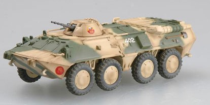 Easy Model 1/72 Russian BTR-80 APC # 35018