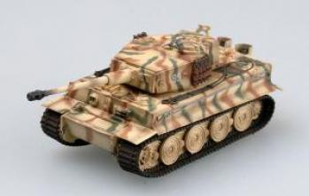 Easy Model 1/72 Tiger 1 Late Totenkopf Panzer Division 1944 # 36218