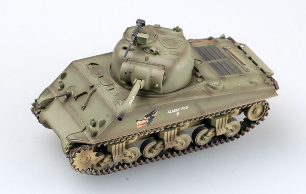 Easy Model 1/72 U.S ARMY M4A3 Middle Tank # 36256
