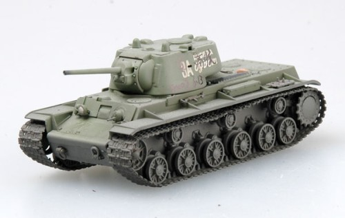 EASY MODEL 1/72 Russian KV-1 Charkov area, April 1942 # 36290