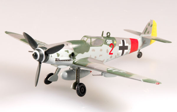 Easy Model 1/72 FW190D-9 Dora II./JG300 1944 Germany # 37205