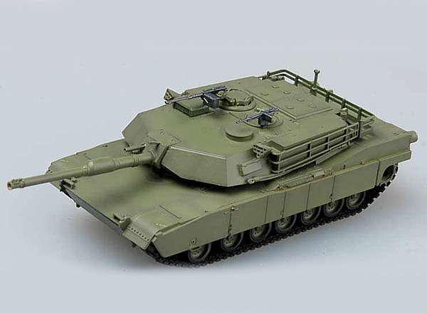Easy Model 1/72 M1A1 Residence Mainland 1988 # 35028