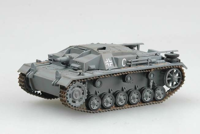 Easy Model 1/72 StuG III Ausf C/D Russia 1941 # 36138