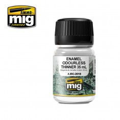 A-MIG ENAMEL ODOURLESS THINNER 35 ml # 2018