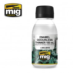 A-MIG ENAMEL ODOURLESS THINNER 100 ml # 2019