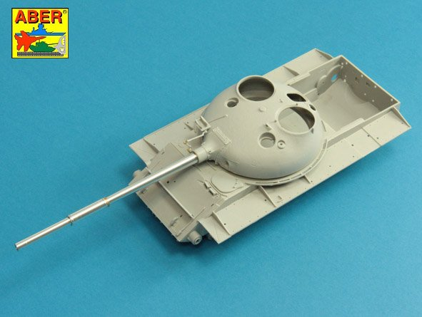 Aber 1/35 Russian U-5TS (2A20) 115mm tank barrel for T-62 # 35L234