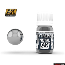 AK Interactiv XTREME METAL BRASS # 475