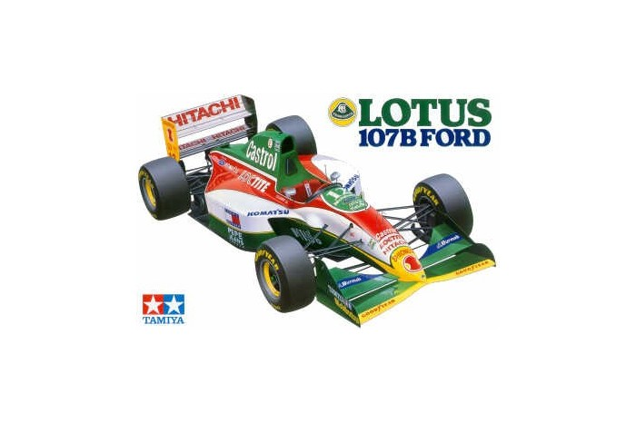 Tamiya 1/20 Lotus 107B Ford # 20038