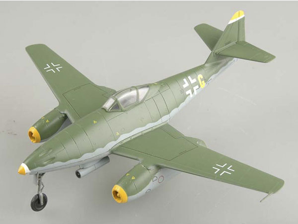 Easy Model 1/72 Me 262A-2a B3+GL of 1./KG(J)54 # 36409