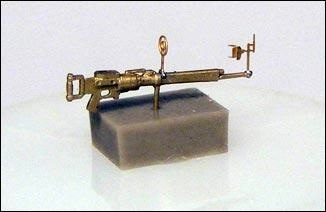 Mini World 1/72 ShKAS machine-gun # 72004