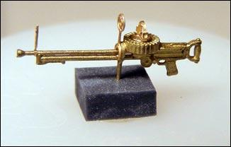 Mini World 1/72 Lewis Mk.III machine gun # 72007