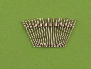 Master Model 1/350 German 20mm/65 C/30 barrels (early type) (20pcs) - almost all German warships # 350-047