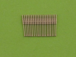 Master Model 1/350 German 20mm/65 C/38 barrels (late type) (20pcs) - almost all German warships # 350-048