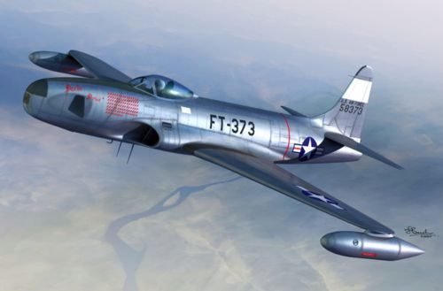 Sword 1/72 RF-80A over Korea # 72105