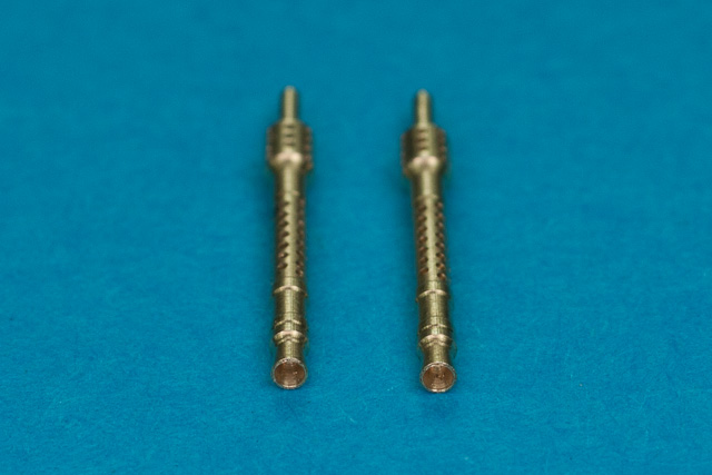 RB model 1/48 13mm MG 131 Barrelf for MG 131 2 pcs # 48AB08